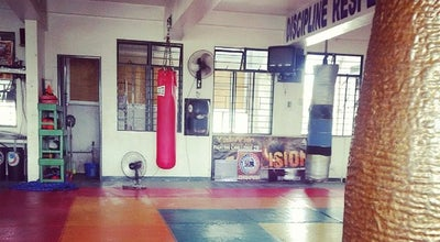 Photo of Martial Arts Dojo Hybrid Yaw-Yan Mixed Martial Arts Training Center at Annapolis St. Cubao, Quezon City, Philippines