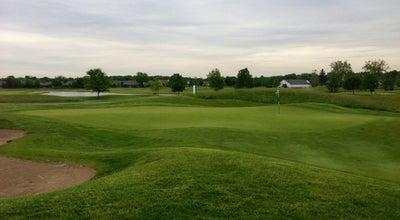 Photo of Golf Course Plum Creek Golf Club at 12401 Lynnwood Blvd, Carmel, IN 46033, United States
