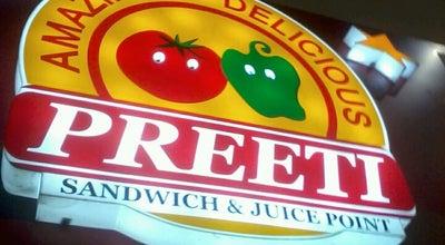 Photo of Sandwich Place Preeti Sandwich at Near St. John School, Thane, India