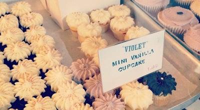 Photo of Cupcake Shop Violet at 47 Wilton Way, Hackney E8 3ED, United Kingdom