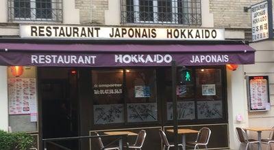 Photo of Sushi Restaurant Hokkaido at 96 Rue Anatole France, Levallois-Perret 92300, France
