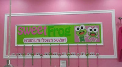 Photo of Ice Cream Shop sweetFrog at 11520 Rockville Pike, Rockville, MD 20852, United States