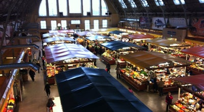 Photo of Farmers Market Rīgas Centrāltirgus | Riga Central Market at Nēģu Iela 7, Rīga 1050, Latvia