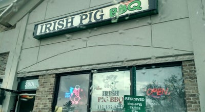 Photo of BBQ Joint The Irish Pig BBQ at 280 E Lincoln Hwy, New Lenox, IL 60451, United States