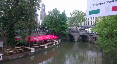 Photo of River Grachten van Utrecht at Oudegracht, Utrecht, Netherlands