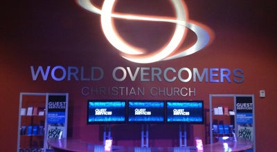 Photo of Church World Overcomers Christian Church at 2933 S Miami Blvd, Durham, NC 27703, United States