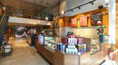 Photo of Coffee Shop Starbucks Coffee: A Tata Alliance at Iti Road,aundh, Pune 411007, India