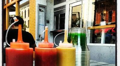 Photo of Cuban Restaurant Frita Batidos at 117 W Washington St, Ann Arbor, MI 48104, United States