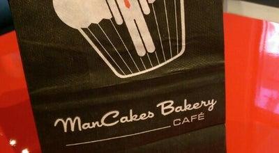 Photo of Cupcake Shop ManCakes Bakery Cafe at 288 Robson St, Vancouver, BC V6B 6A1, Canada