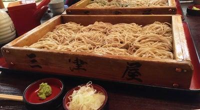 Photo of Japanese Restaurant そば処 三津屋 at 上町1-1-75, 山形市 990-2483, Japan