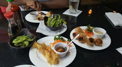 Photo of Thai Restaurant Zenna Thai & Japanese at 300 N Akard St, Dallas, TX 75201, United States