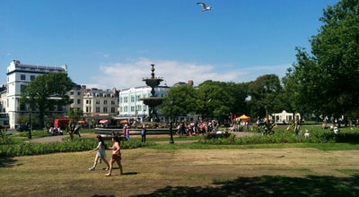 Photo of Monument / Landmark Victoria Fountain at Old Steine, Brighton, United Kingdom
