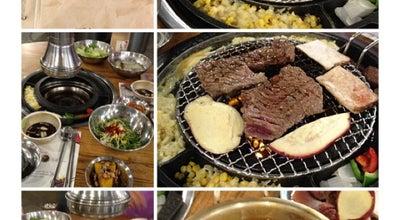 Photo of Korean Restaurant Kang Hodong Baekjeong | 강호동 백정 at 152-12 Northern Blvd, Flushing, NY 11354, United States