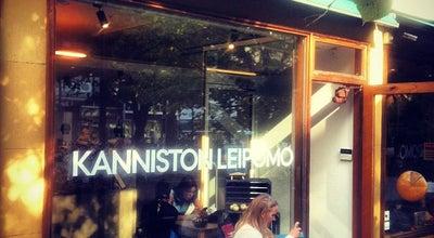 Photo of Bakery Kanniston Leipomo at Mannerheimintie 22-24, Helsinki 00100, Finland