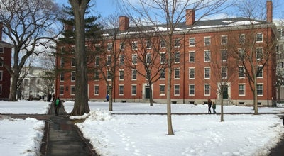 Photo of College Quad Harvard Yard at 1 Harvard Yard, Cambridge, MA 02138, United States