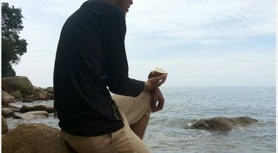 Photo of Beach pantai kuala kerteh at Malaysia