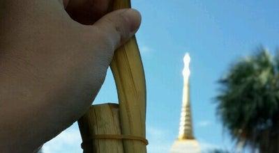 Photo of Temple วัดราษฎร์ศรัทธา(วัดท้ายดอน) at Thanon Premjairatr Soi 7, Saen Suk 20130, Thailand