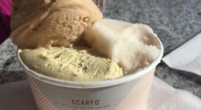 Photo of Ice Cream Shop Gelato Scarfó at Ålstensgatan 12, Stockholm, Sweden