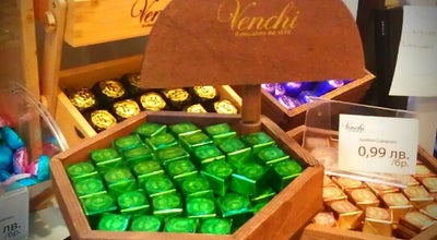 Photo of Candy Store Venchi at Бул. Витоша 37, Sofia, Bulgaria