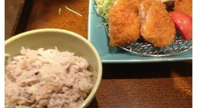 Photo of Diner 大戸屋 ごはん処 名古屋栄店 at 中区栄3-4-15, Nagoya 460-0008, Japan