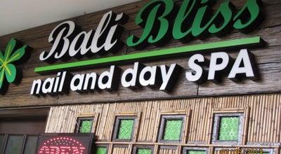 Photo of Spa Bali Bliss Nail and Day Spa at A. Bonifacio Ave., Cainta Rizal, Philippines
