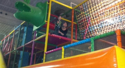 Photo of Playground Kidseiland Megastores at Waldorpstraat, Netherlands