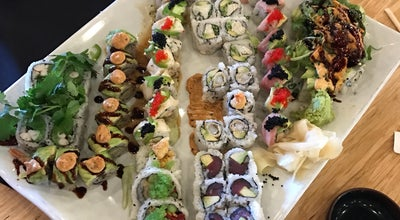 Photo of Sushi Restaurant Kizuna at 8221 Leesburg Pike, Tysons Corner, VA 22182, United States