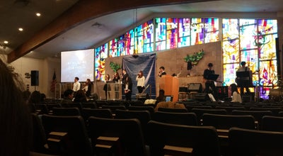 Photo of Church NJ Onnuri Community Church at 1449 Anderson Ave, Fort Lee, NJ 07024, United States
