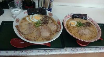 Photo of Ramen / Noodle House らーめん龍峰 at 野口1-12-12, 熊本市, Japan