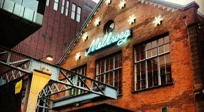 Photo of Concert Hall Melkweg at Lijnbaansgracht 234a, Amsterdam 1017 PH, Netherlands