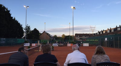 Photo of Tennis Court LTV De Merenwijk at Netherlands