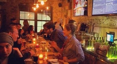 Photo of Gastropub The Brew Inn at 924 Manhattan Ave, Brooklyn, NY 11222, United States