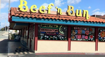 Photo of Burger Joint Beef n Bun at 2477 Fletcher Pkwy, El Cajon, CA 92020, United States