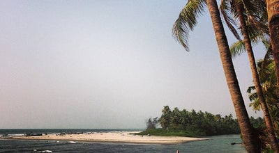 Photo of Beach Ashwem Beach at Ashwem, Goa, India