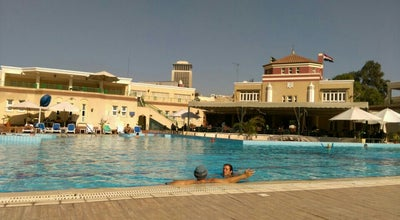 Photo of Pool Pergola - El Gezira Club Swimming Pool at Gezira Sporting Club, Zamalek, Egypt