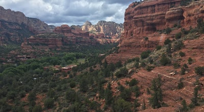 Photo of Trail Boynton Canyon at 34.9133°n 111.843°w, Sedona, AZ 86336, United States