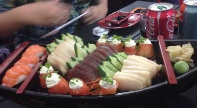Photo of Sushi Restaurant Club Sushi at Rua Pinto Ribeiro, 471, Barra Mansa, Brazil