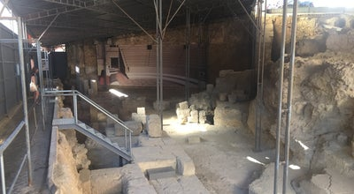 Photo of Museum Museu do Teatro Romano at Lisbon, Portugal