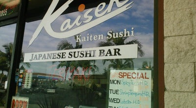 Photo of Sushi Restaurant Kaisen Kaiten Sushi at 3855 S Bristol St, Santa Ana, CA 92704, United States
