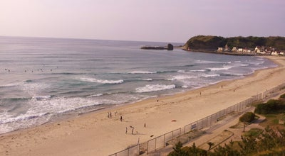 Photo of Beach 国府海水浴場 at 国府町 / 下府町, 浜田市, Japan