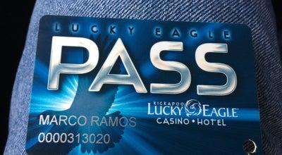 Photo of Casino Eagle Pass Kickapoo Luckey Eagle Casino at United States