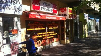 Photo of Bakery Sarok Pékség 2 at Hungary