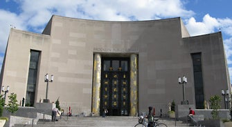 Photo of Library Brooklyn Public Library (Central Library) at 10 Grand Army Plz, Brooklyn, NY 11238, United States