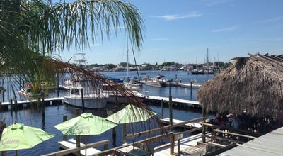 Photo of Seafood Restaurant Capt'n Jack's Waterfront Grille at 21 Oscar Hill Rd, Tarpon Springs, FL 34689, United States