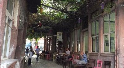 Photo of Bakery Tarihi Macaron Firini at Hayrettin Pasa Mahallesi Barbaros Caddesi No :131, Balikesir 10400, Turkey