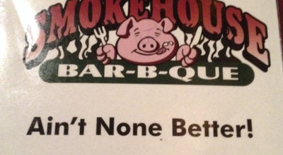 Photo of BBQ Joint Smokehouse BBQ at 505 Donaghey Ave, Conway, AR 72034, United States