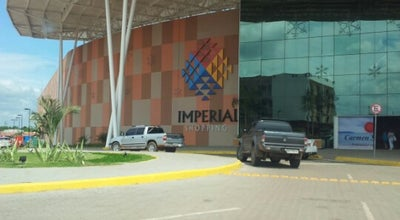 Photo of Mall Imperial Shopping at Rod. Br-010, 100, Imperatriz 65913-015, Brazil