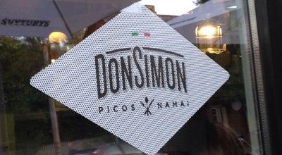 Photo of Pizza Place Don Simon at Kęstučio G. 24a, Lithuania