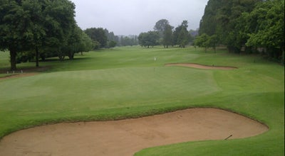 Photo of Golf Course Parkview Golf Club at Emmarentia Road, Johannesburg, South Africa