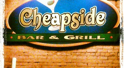 Photo of Bar Cheapside Bar & Grill at 131 Cheapside, Lexington, KY 40507, United States